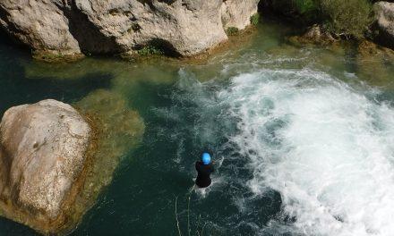 Canyoning, le sport tendance de l'été