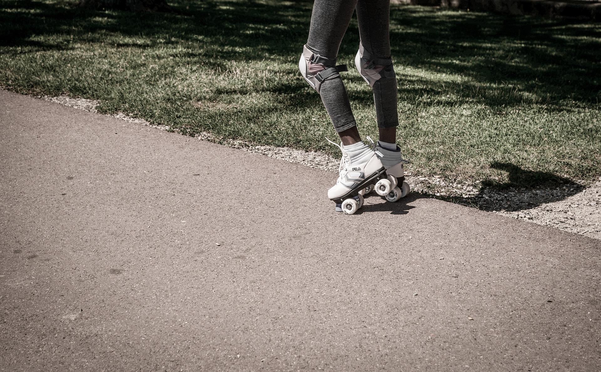 Les bonnes raisons de pratiquer le roller