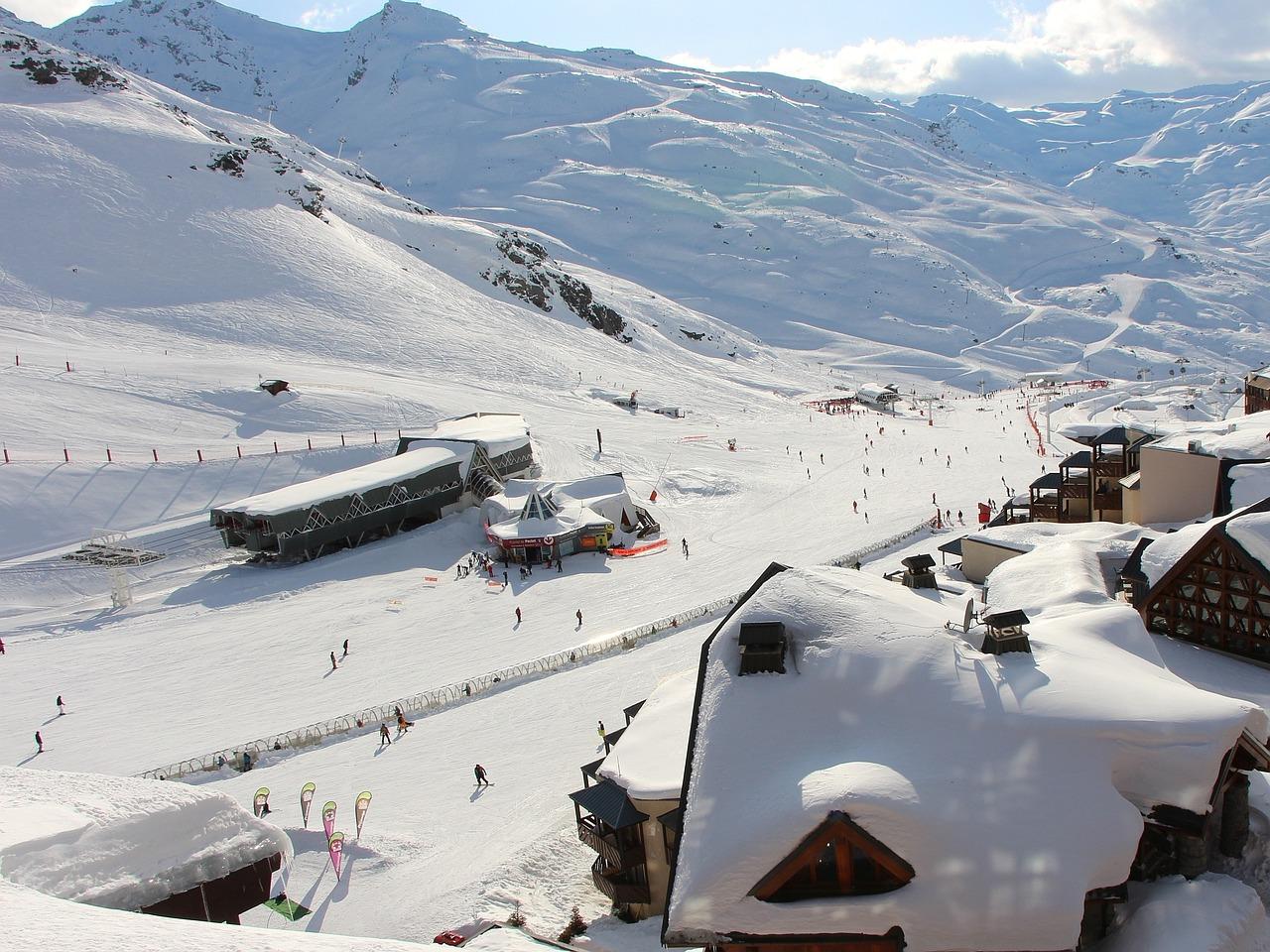 Val Thorens élue en 2017 meilleure station de ski au monde